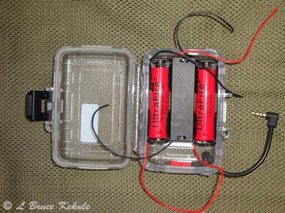 Go Pro - Bushnell traps