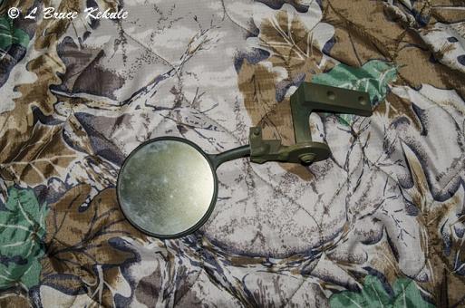 D300s trail cam experimental flash mirror