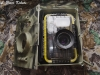 Nikon D90 trail cam in 'elephant proof'box