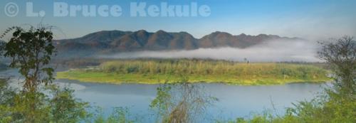 Lower Huai Kha Khaeng river