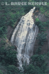 Siriphum waterfall in Doi Inthanon National Park