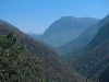 Mountains in the North in Mae Hong Son province