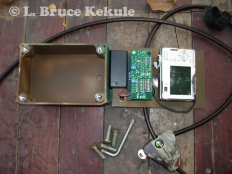 LBK Camera-trap-Sony S600 & Yeticam.com board