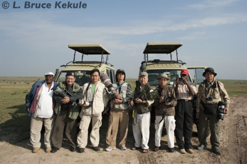 Kenya group 2011