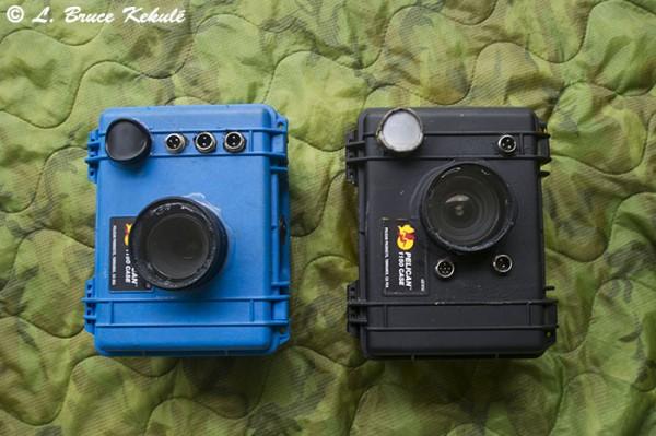 Canon 400D & 600D trail cam