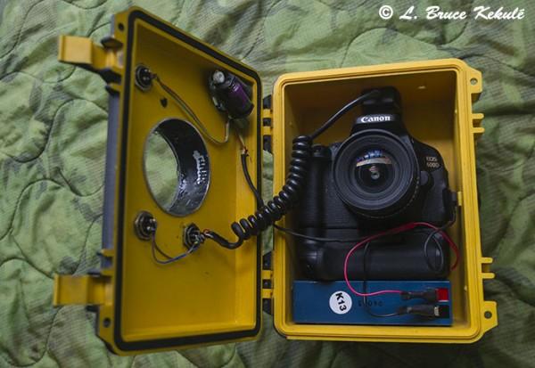 Canon 600D trail cam