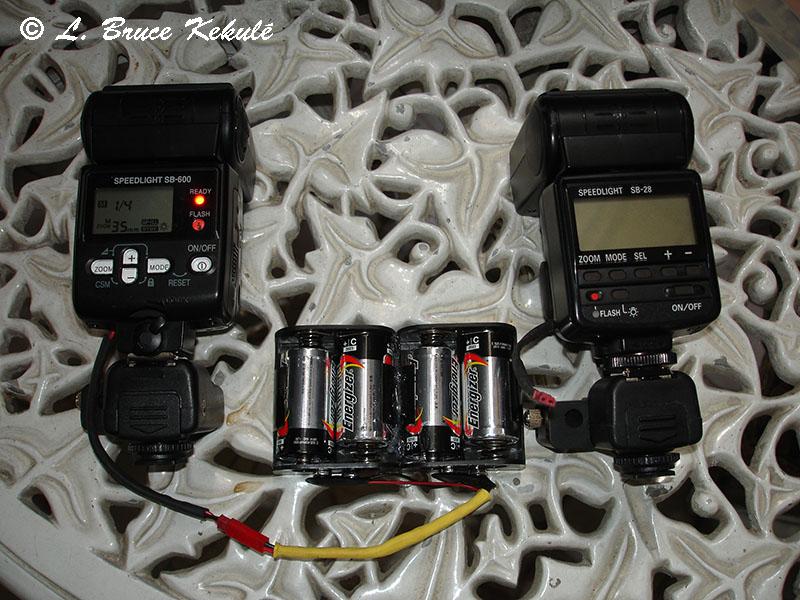 Nikon flash system 1