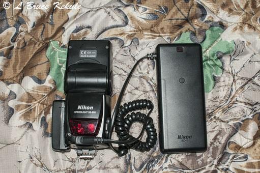 Nikon SB flashes