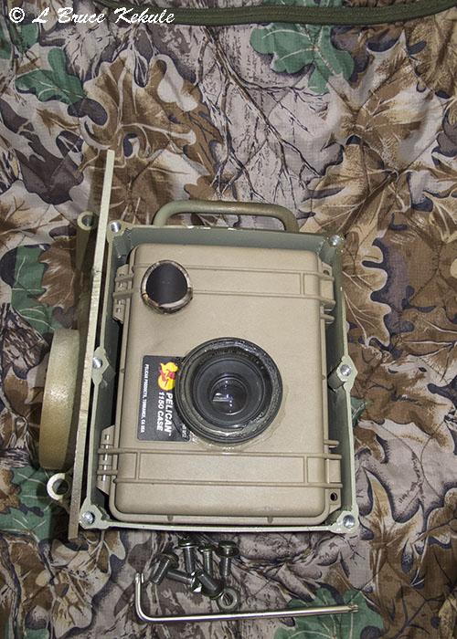 Canon 400D trail cam