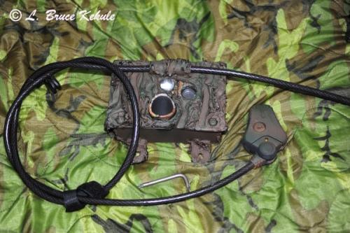 LBK 1010/S600/SS II #2 camera trap