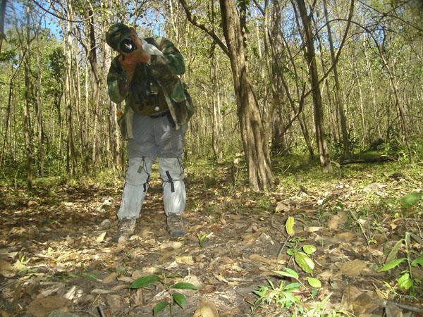 camera-trapper