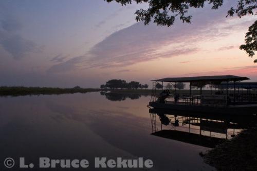 Early morning in Beung Boraphet