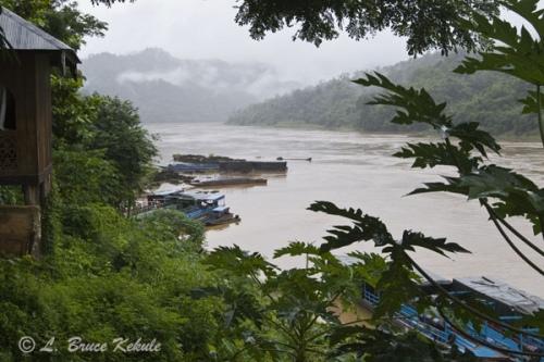 Salaween River in Mae Hong Son