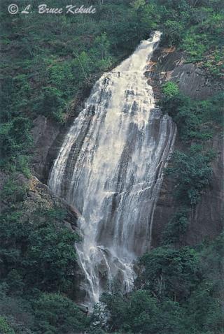 Siriphum Waterfall in Doi Inthanon