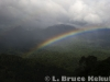 Rainbow over Kaeng Krachan
