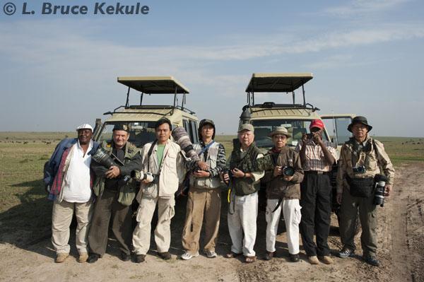 Kenya group 2011